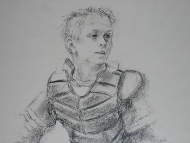 portret Nick (catcher)