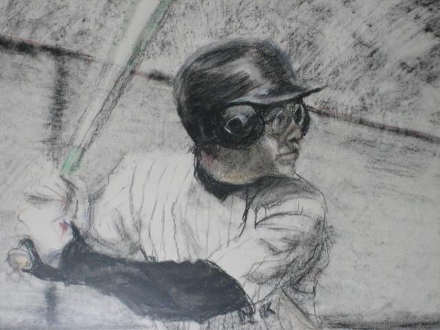 portret Thomas (slagman honkbal)