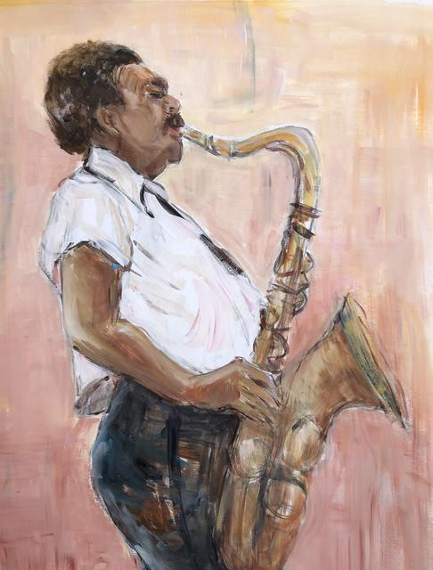 David Murray saxofoon
