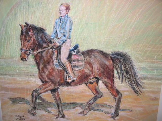 """Paard """"Spike""""  (verkocht)"""