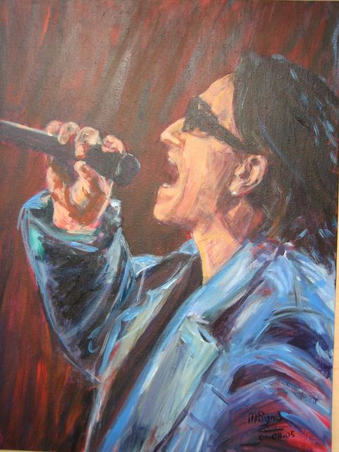 Zanger Bono