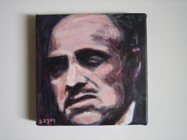 Marlon Brando (verkocht)