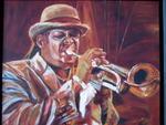 Trompettist Boney Fields